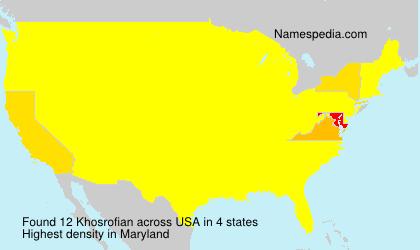 Khosrofian