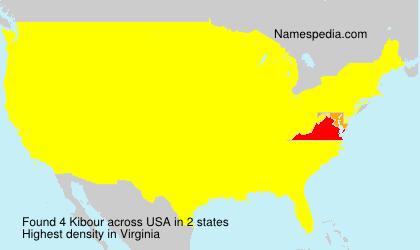 Kibour - USA
