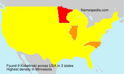 Kobelinski - USA