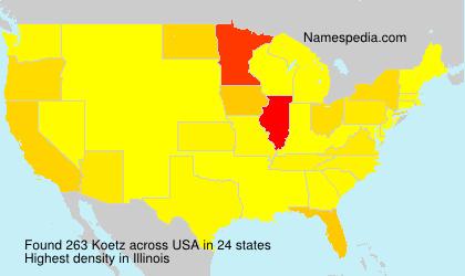Koetz