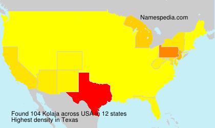 Kolaja