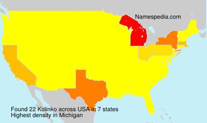 Kolinko - USA