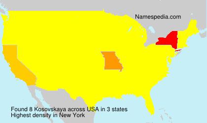 Kosovskaya