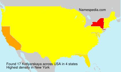 Kotlyarskaya