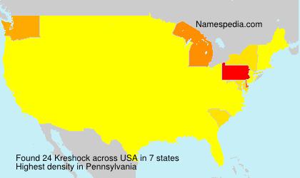 Kreshock