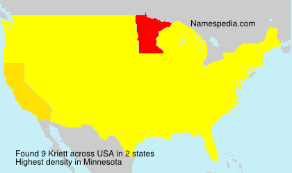 Kriett - USA
