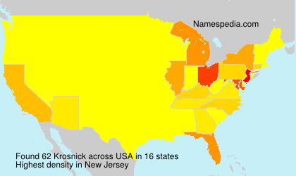 Krosnick - USA