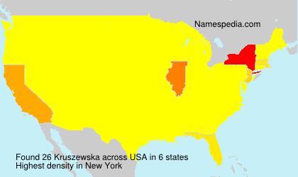 Kruszewska