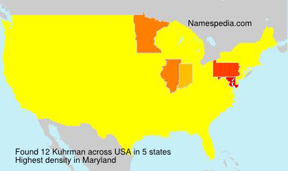 Kuhrman