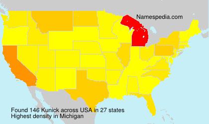 Kunick