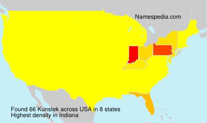 Kunstek - USA