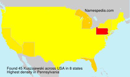 Kuszajewski