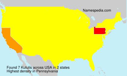 Kutulis - USA