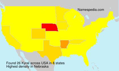Kyral - USA