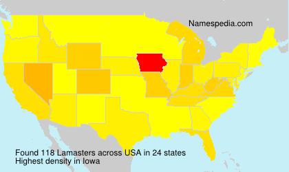 Lamasters