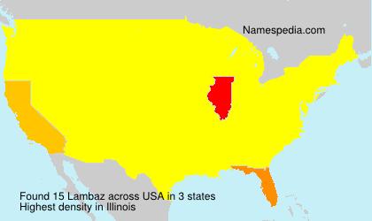 Lambaz - USA