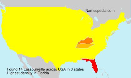 Lassourreille