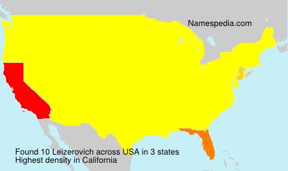 Leizerovich