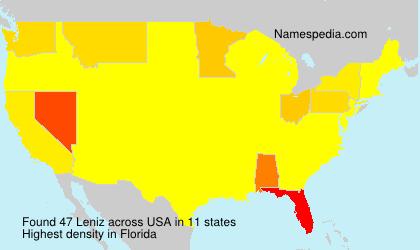 Leniz - USA