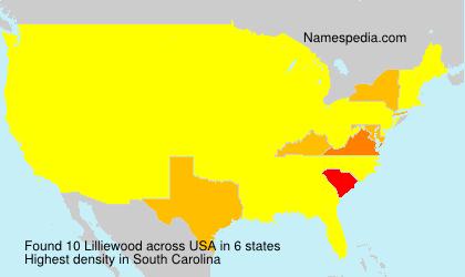 Lilliewood - USA