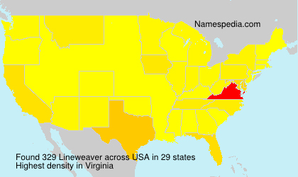Lineweaver - USA