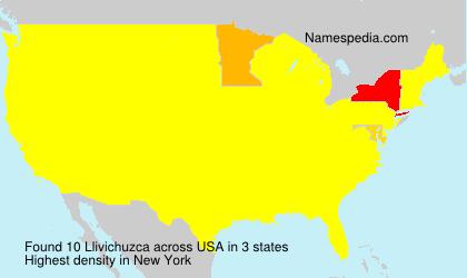 Llivichuzca