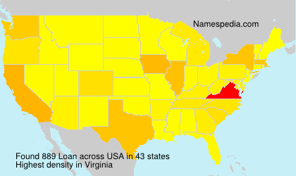 Surname Loan in USA