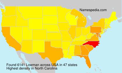 Lowman