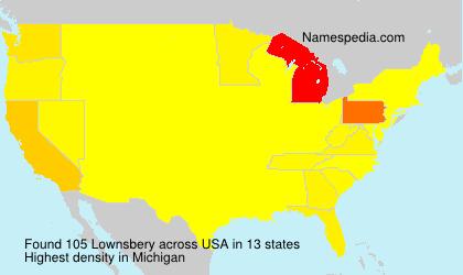 Lownsbery