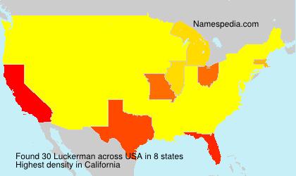 Luckerman