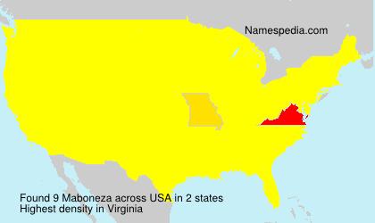Maboneza