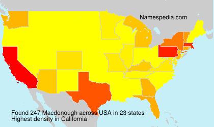 Macdonough