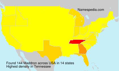 Maddron