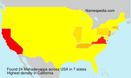 Mahadevappa