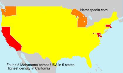 Mahanama