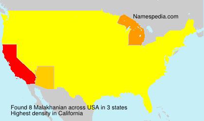 Malakhanian
