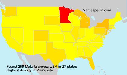 Malwitz - Names Encyclopedia