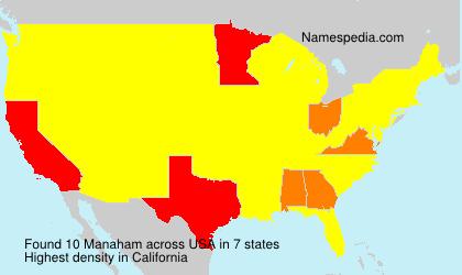 Manaham