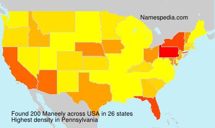 Maneely