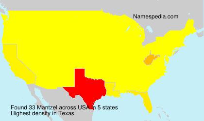 Mantzel