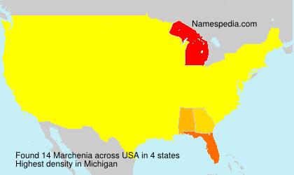 Marchenia