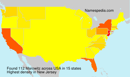 Marowitz
