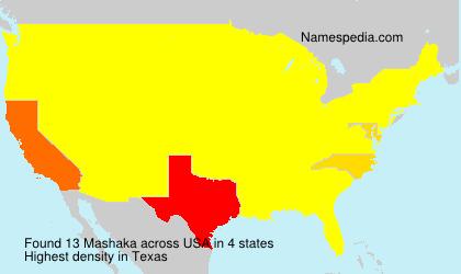 Mashaka