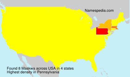 Maskwa