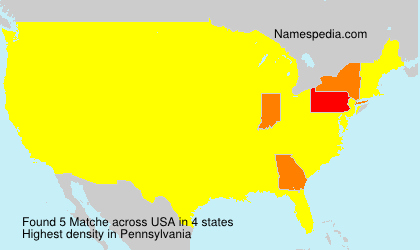 Surname Matche in USA