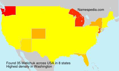 Matichuk - USA