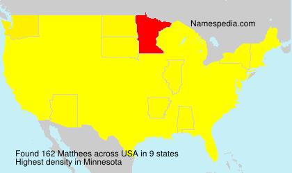 Matthees