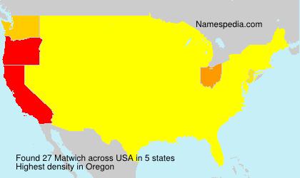 Matwich