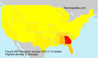 Maughon