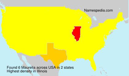 Maurelia